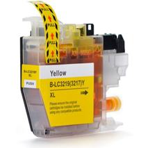 Cartridge Brother LC-3219XL yellow (LC3219XLY) - kompatibilný