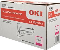 Optický valec OKI MC760/MC770/MC780 (45395702) magenta, originál