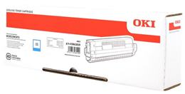 Toner OKI MC853/MC873 (45862839) cyan - originál (7.300 str.)
