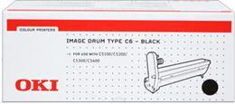 valec OKI Type C6 C5100/5200/5300/5400 black