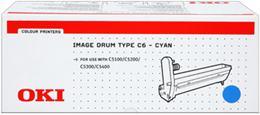 valec OKI Type C6 C5100/5200/5300/5400 cyan