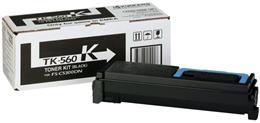 Toner Kyocera TK-560K, čierna (black), originál