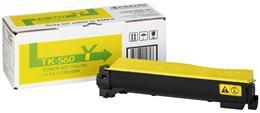 Toner Kyocera TK-560Y, žltá (yellow), originál
