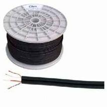 Kábel tienený 2x4mm(100m)