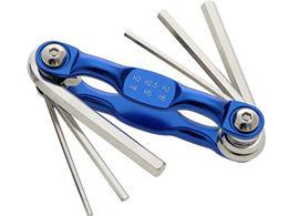 Sada Imbusových kľúčov 2-6mm