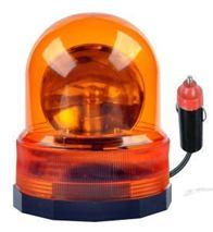 Maják oranžový 24V