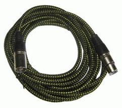Kábel CANON (XLR) predlžovací, 10m
