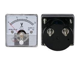 VOLTMETER - analogovy  15V