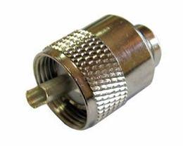 Konektor UHF zástrč. CB RG58 skrutkovací Cu