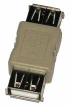 Redukcia USB A zásuv. - USB A zásuv.