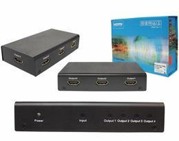 HDMI rozbočovač  1/4  V1.4 3D