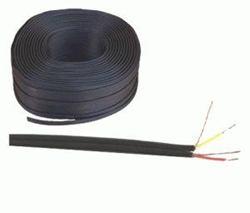 Kábel tienený 2x3mm(100m)