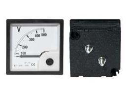 VOLTMETER - analogovy  500V