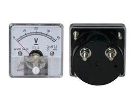 VOLTMETER - analogovy  40V