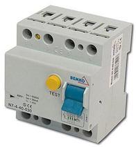 Prúdový chránič 4P N7-4  25A/30mA