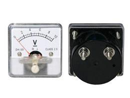 VOLTMETER - analogovy  10V