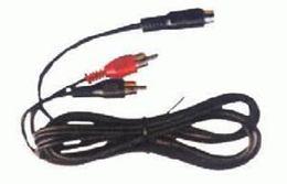 Kábel SVHS - RCA 2x, 10m