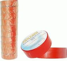 Páska elektroiz.LEXTON červena 10m