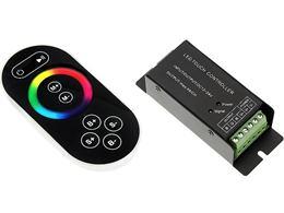Kontrolér pre LED pásy rádiový