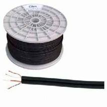 Kábel tienený 2x2,5mm HQ(100m)