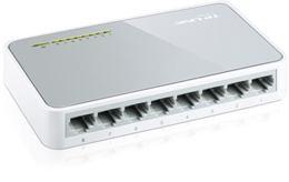 Switch TP-LINK TL-SF1008D 8 portov, 10/100Mb/s