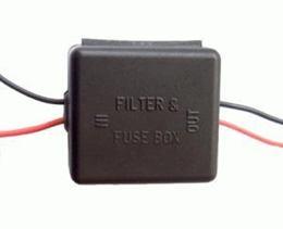 Napájací filter autorádia F3A-odrušovač