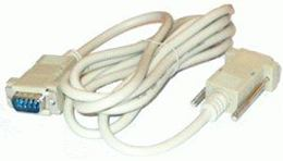 Kábel DB9 zástrčka- zástrčka, 1,5m