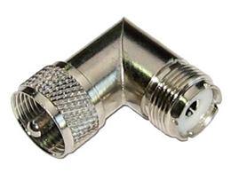 Redukcia UHF zástrč. - UHF zásuv. roh.