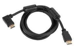 Kábel HDMI - HDMI 1.4v rohový 1.8m
