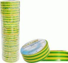 Páska elektroiz.LEXTON žltá/zelena 10m
