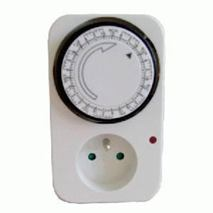 Analogová časovacia zásuvka TS-WF1