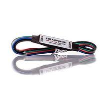 Priebežný zosilňovač pre RGB LED pásy 12A