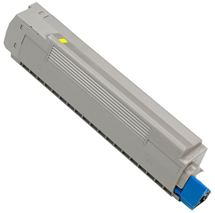 Toner OKI MC860 (44059209) yellow - kompatibilný (10 000 str.)