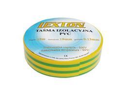 Páska elektroiz.LEXTON žltá/zelena 25m
