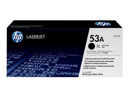 Toner HP Q7553A black - originál (3 000 str.)