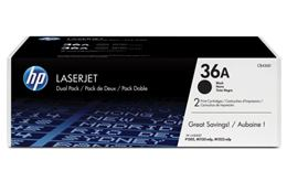 Toner HP CB436AD black (2 pack) - originál