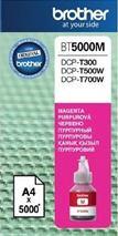 Atramentová náplň Brother BT-5000M magenta - originál (5 000 str.)