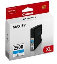 Cartridge Canon PGI-2500C XL, azúrová (cyan), originál