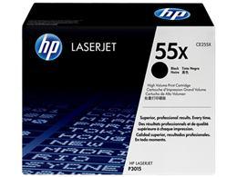 Toner HP CE255X black - originál
