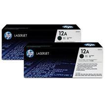 Toner HP Q2612AD black (2 pack) - originál