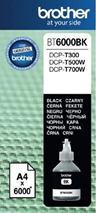 Atramentová náplň Brother BT-6000BK black - originál (6 000 str.)