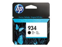 Cartridge HP 934 (C2P19AE) black - originál
