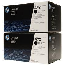 Toner HP Q5949XD black (2 pack) - originál