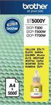 Atramentová náplň Brother BT-5000Y yellow - originál (5 000 str.)