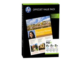 Cartridge HP 951XL Officejet Value Pack (CR712AE) - originál