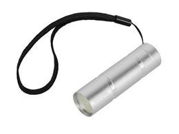 Diodové svietidlo - ručné 1W (COB) hlinikové