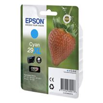 Cartridge Epson T2992 (29XL) cyan - originál