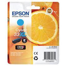 Cartridge Epson T3352 (33XL) cyan - originál (650 str.)