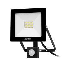 LED Reflektor 20W s detektorom pohybu 6500K Rebel