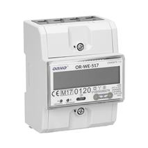 Elektromer 3-fázový LCD ORNO, PORT RS485